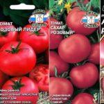 10 лучших сортов розовых томатов