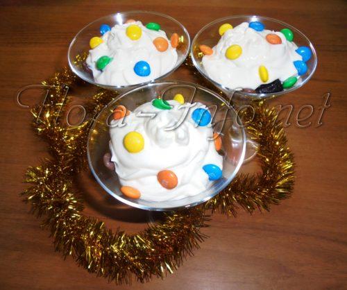 Десерт к празднику
