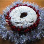 Кекс на Рождество