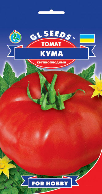 Низкорослые самые ранние томаты - сорт «Кума»