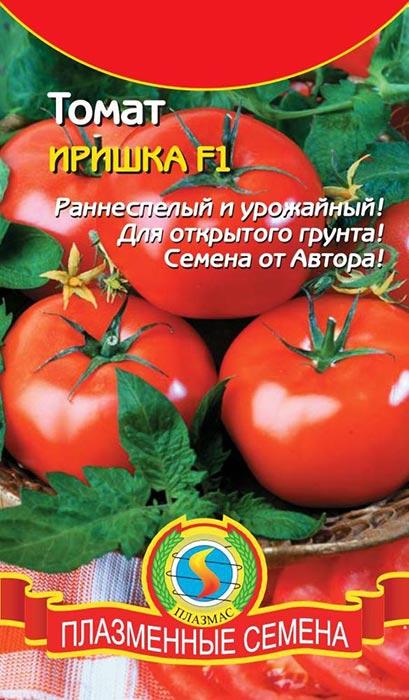 Низкорослые самые ранние томаты - сорт «Иришка»