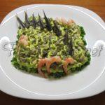 Салат «Тихий океан» (морская капуста + сельдь)